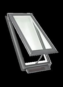 Solar Powered Venting Skylights